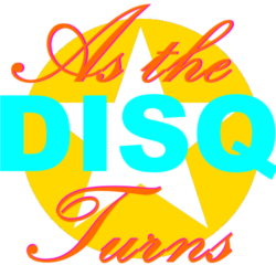 As The Disq Turns
